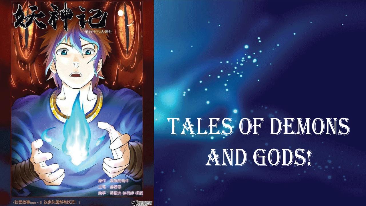 Tales of Demons and Gods- best light novels