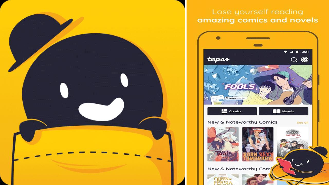10 Best Webtoon Apps to comics