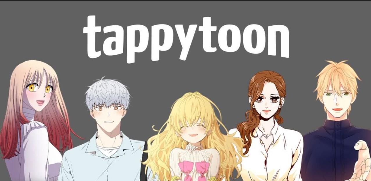 Tappytoon- best webtoon apps/free webtoon apps