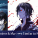 manhwa like noblesse/anime like noblesse