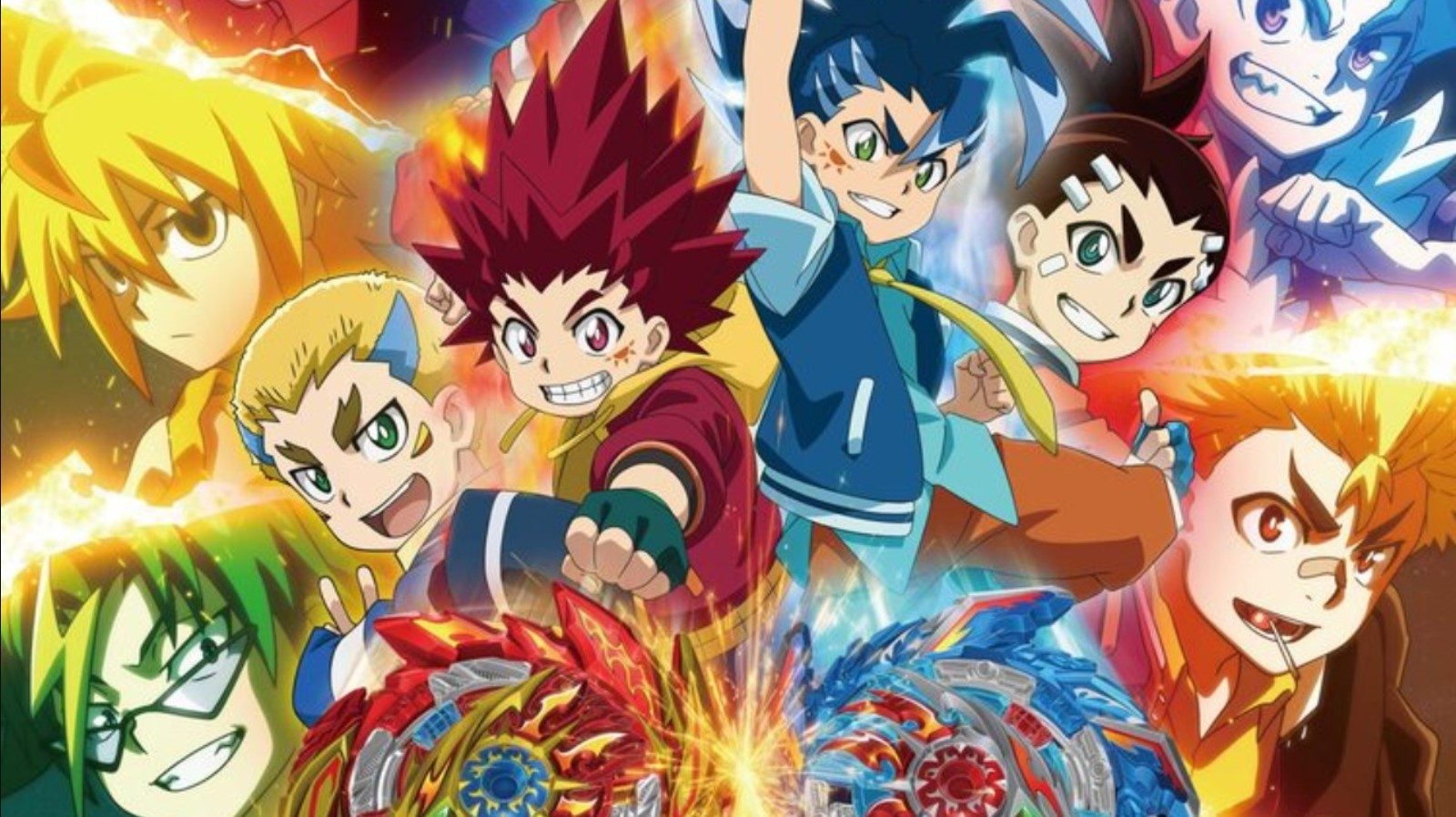 Beyblade Watch Order!