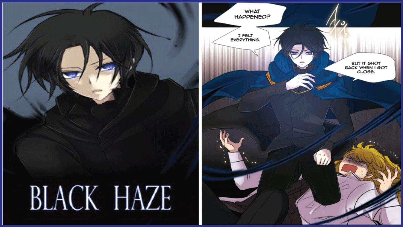 Black Haze- Manhwa like Noblesse