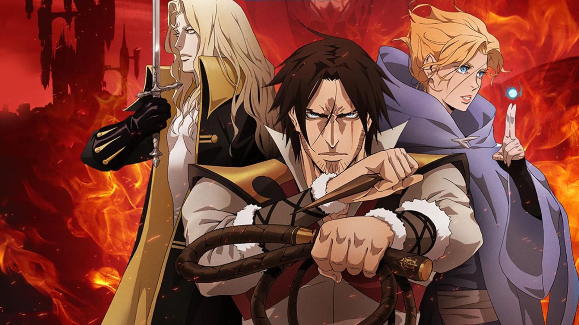 Castlevania- Anime like Noblesse!