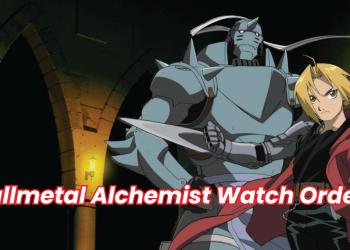 fullmetal alchemist watch order
