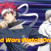 food wars watch order