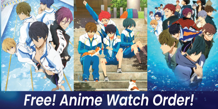 Free anime watch order