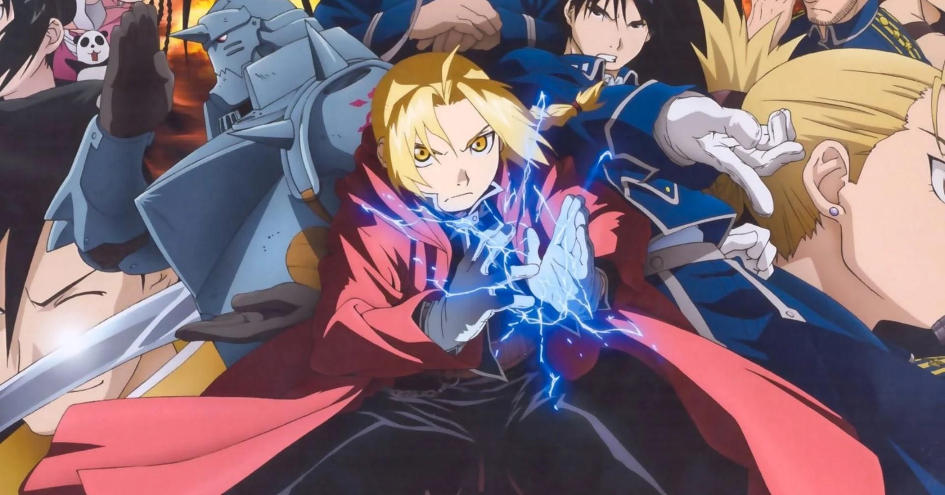Fullmetal Alchemist Watch Order!