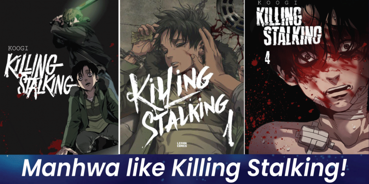 manhwa like killing stalking