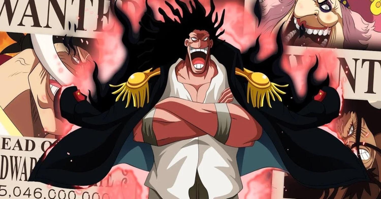 Rocks Pirates in One Piece