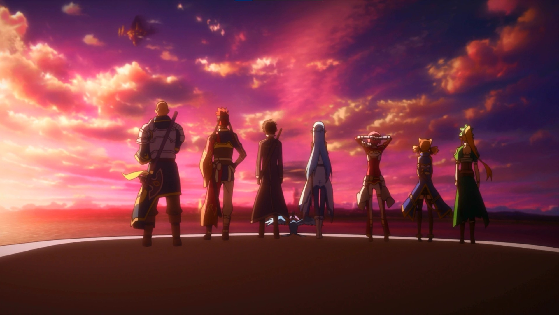 Sword Art Online: Extra Edition- sword art online watch order guide