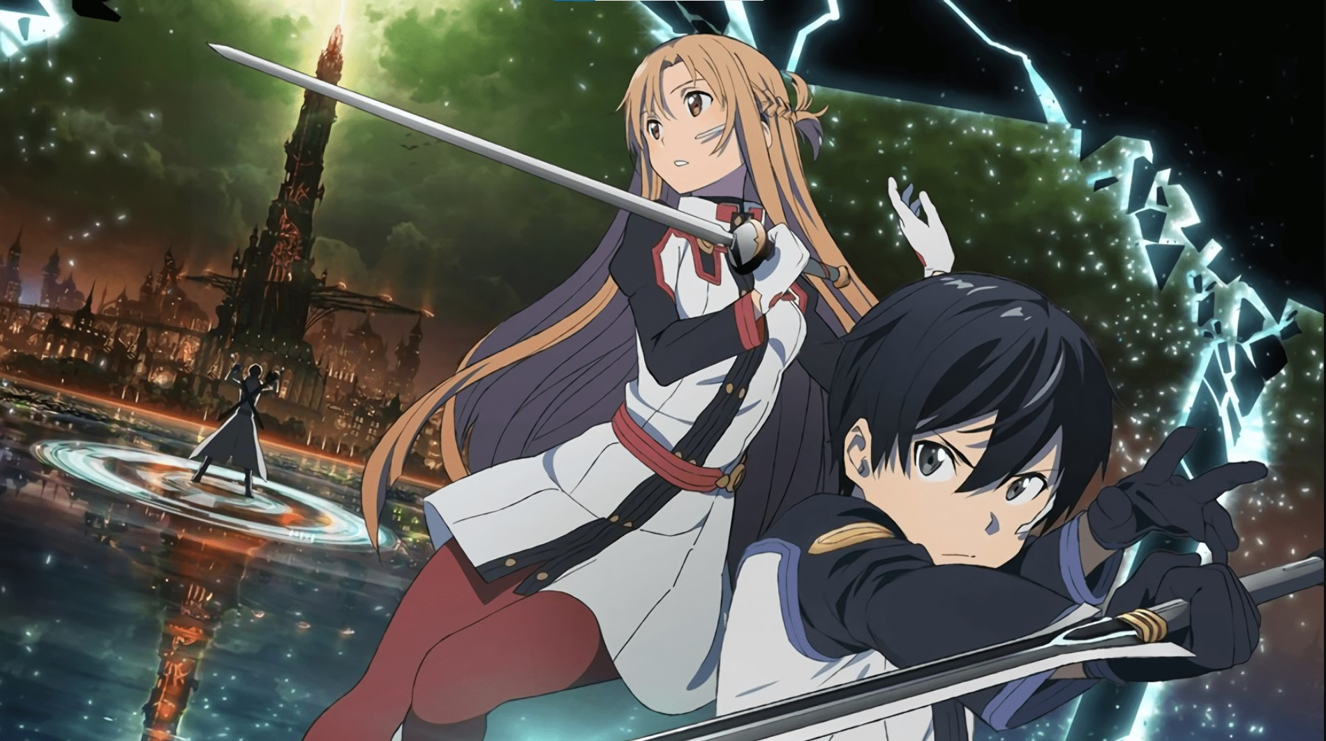 Sword Art Online: Ordinal Scale - sword art online watch order guide