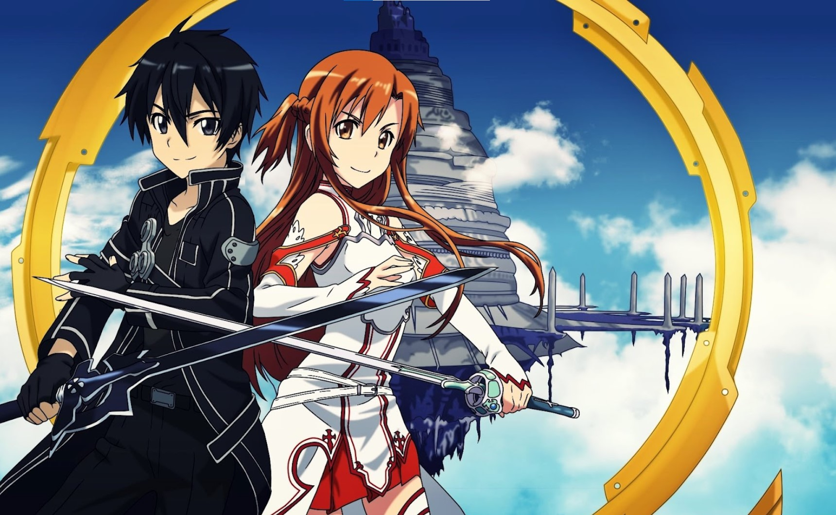 Sword Art Online (Season 1)- sword art online watch order guide