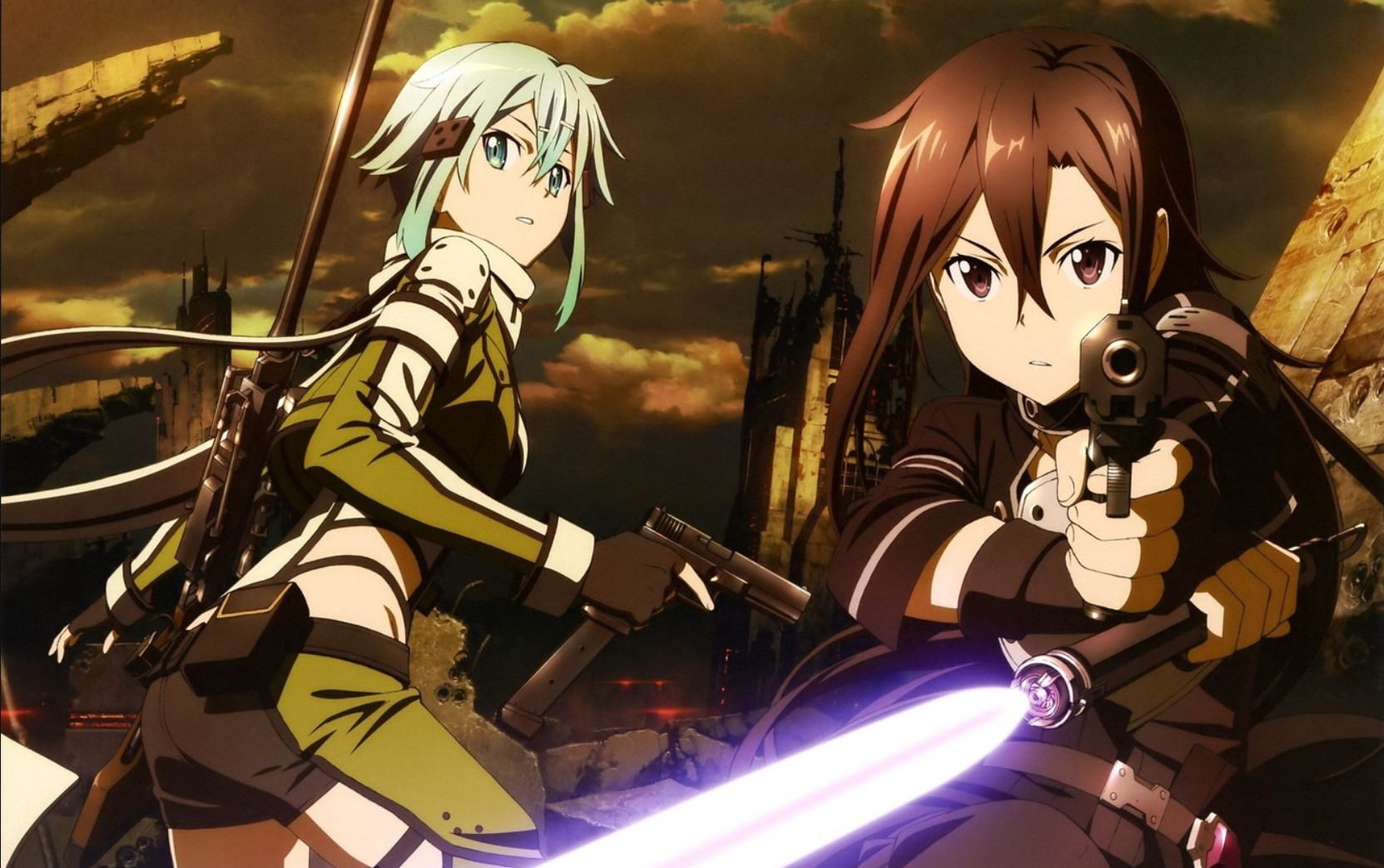 Sword Art Online (Season 2)- sword art online watch order guide