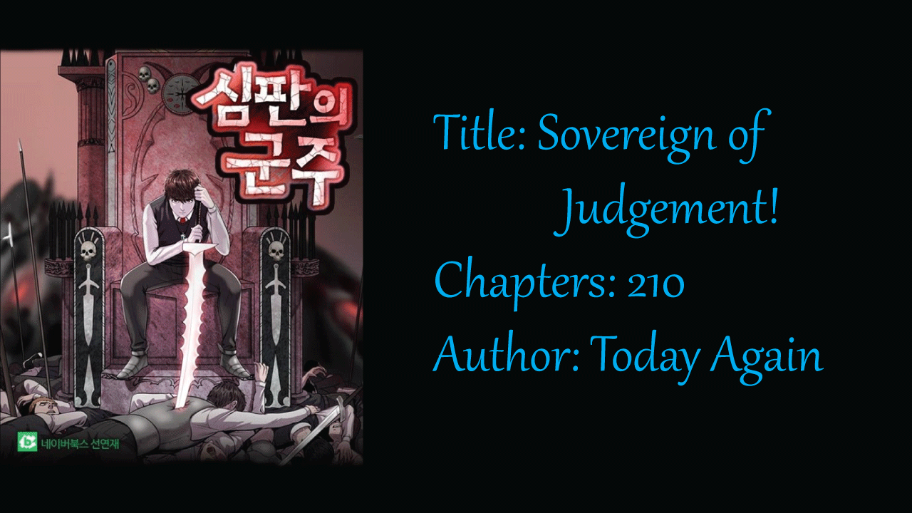 Sovereign of Judgement- best system novels