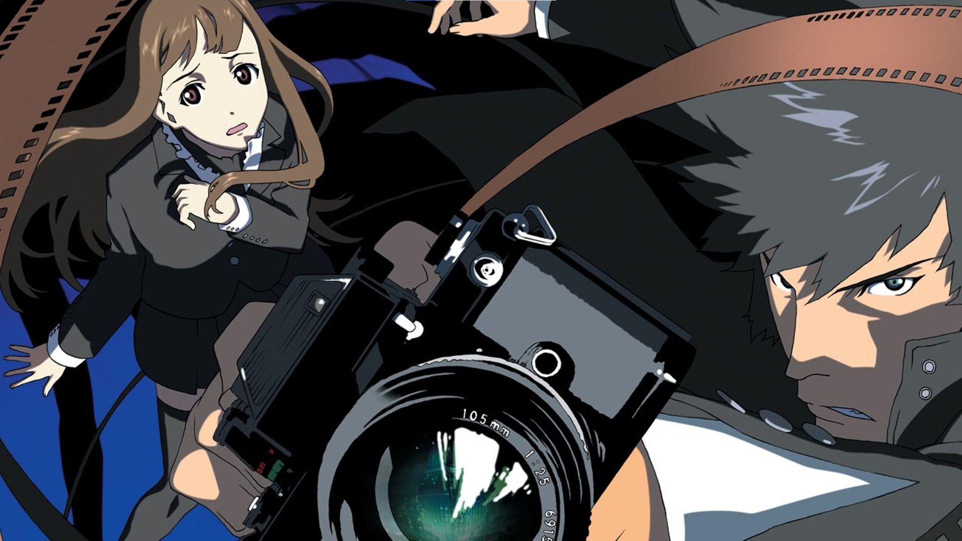 Speed Grapher- anime like Tokyo Ghoul
