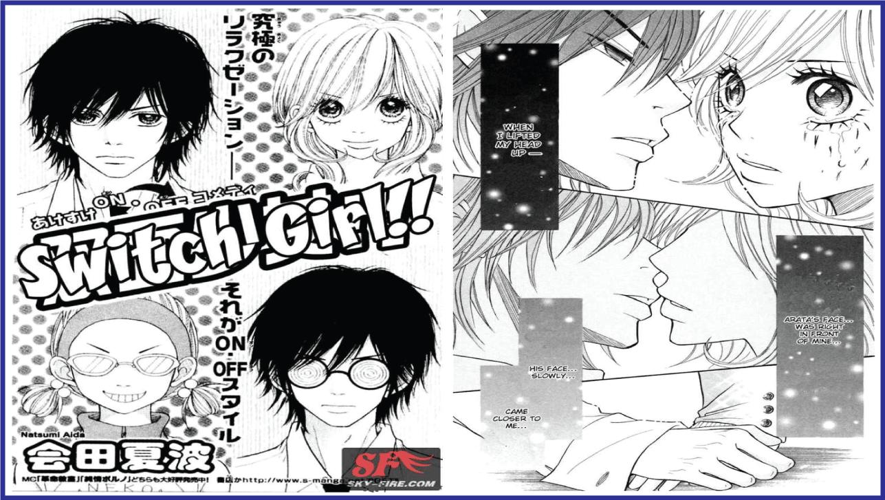Switch Girl- manga like Horimiya