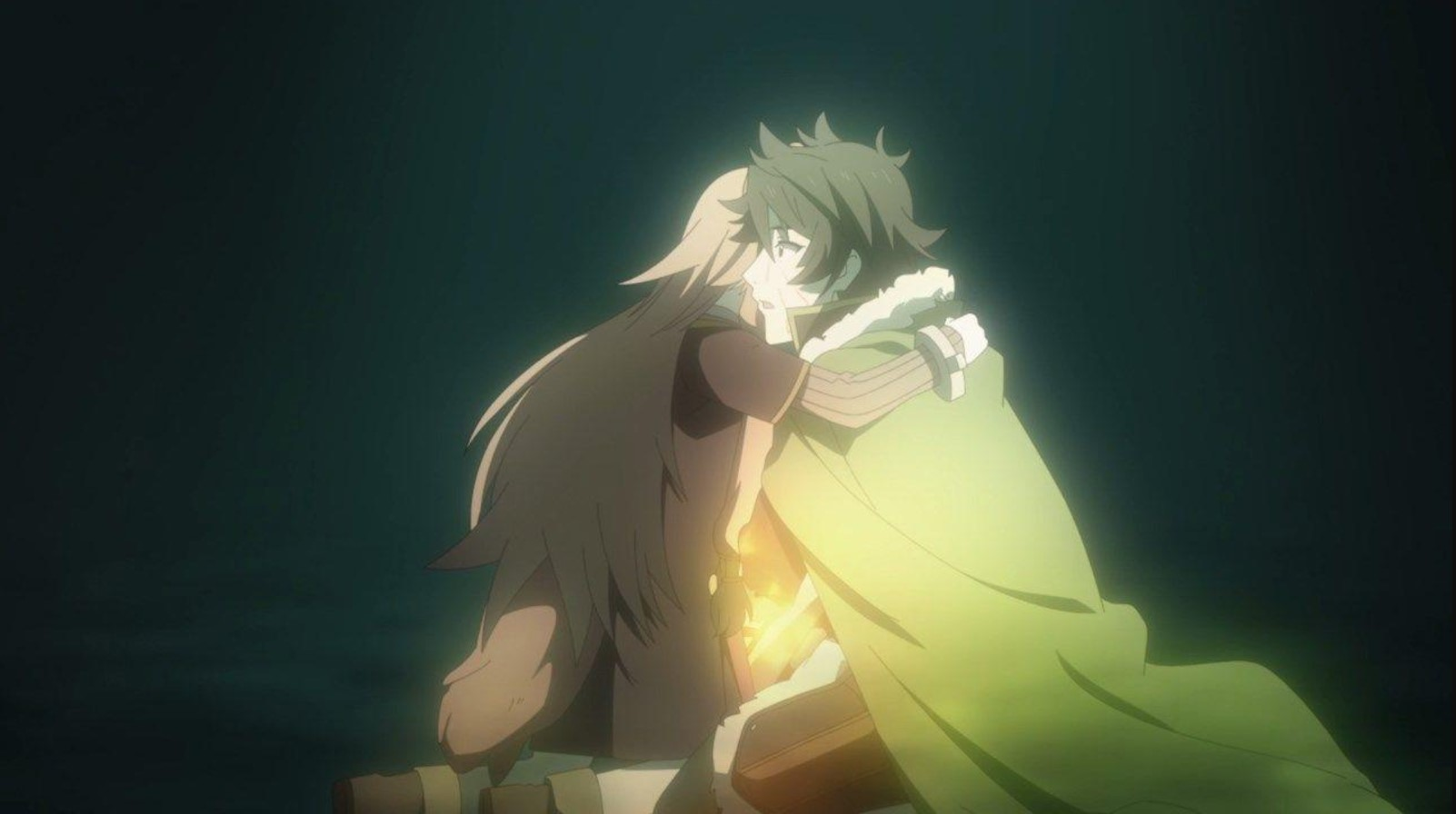The Rising of the Shield Hero- anime similar to redo of healer