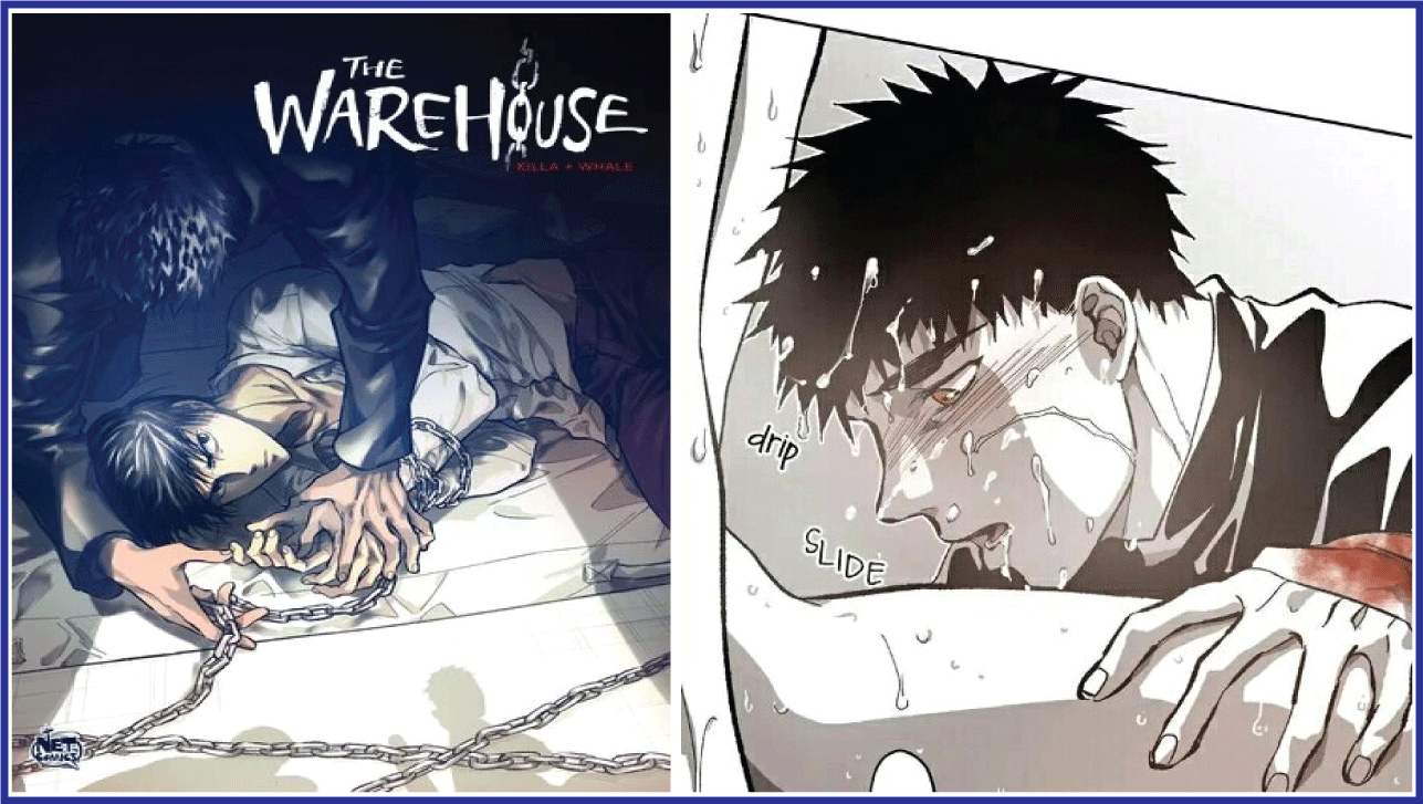 Warehouse- Manhwa like Killing Stalking!