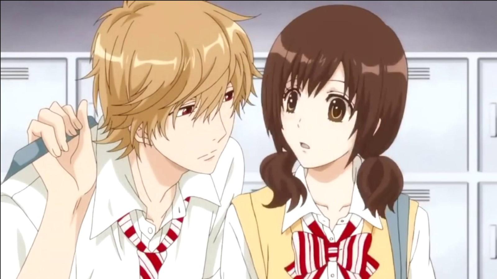 Wold Girl and Black prince- Anime like Horimiya!