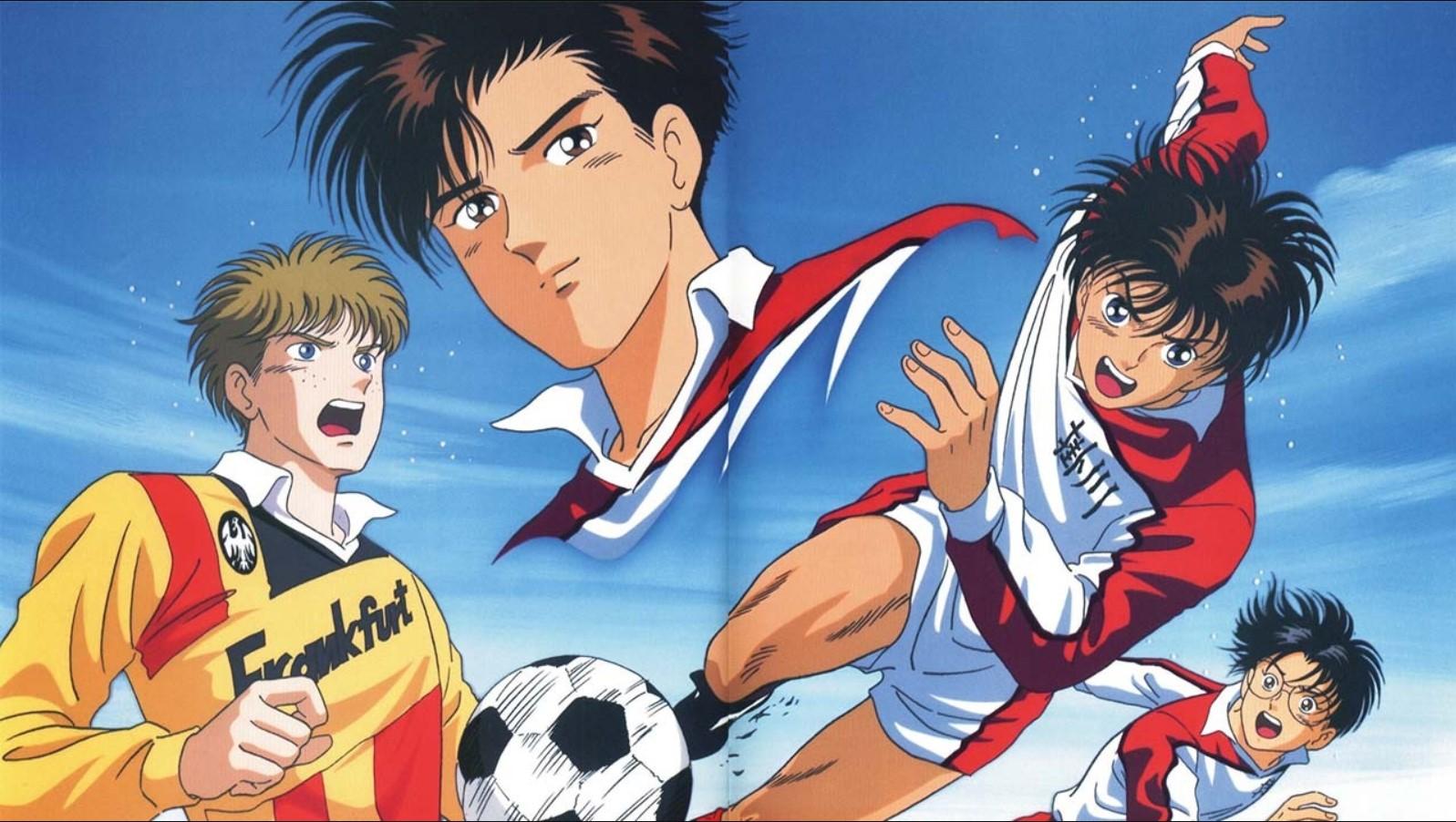Blue Legend Shoot!- best football anime