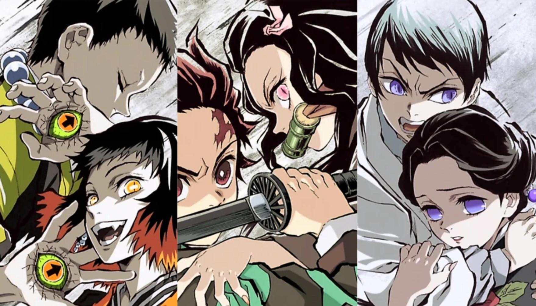 Demon Slayer Manga Order!