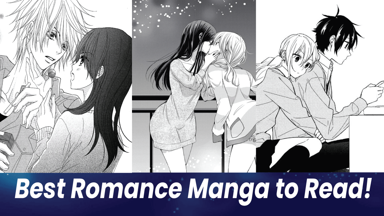 Younger manga female male relationships How to