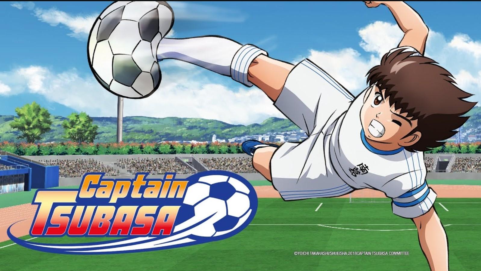 Captain Tsubasa- best football anime