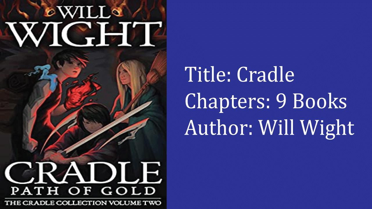 Cradle- best cultivation novels