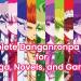 danganronpa light novel order