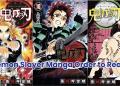 demon slayer manga order