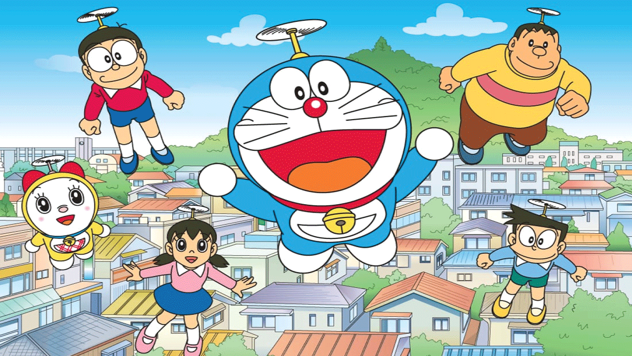 Doraemon Watch Order!