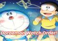 Doraemon watch order