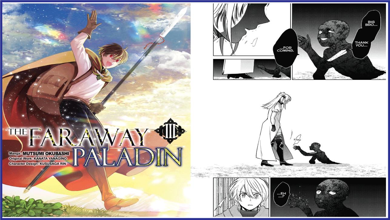 The Faraway Paladin- best isekai manga