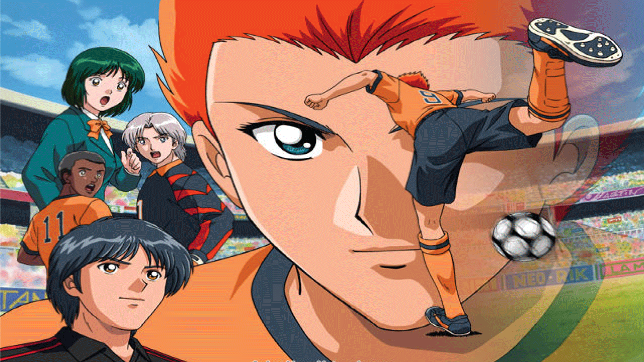 Hungry Heart Wild Striker- best football anime