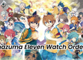 Inazuma Eleven watch order