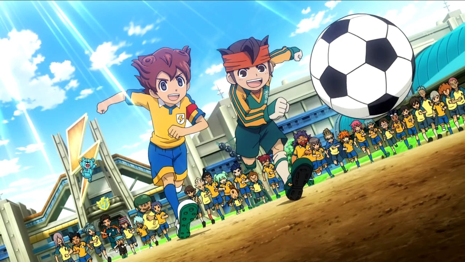Inazuma Eleven Watch Order!