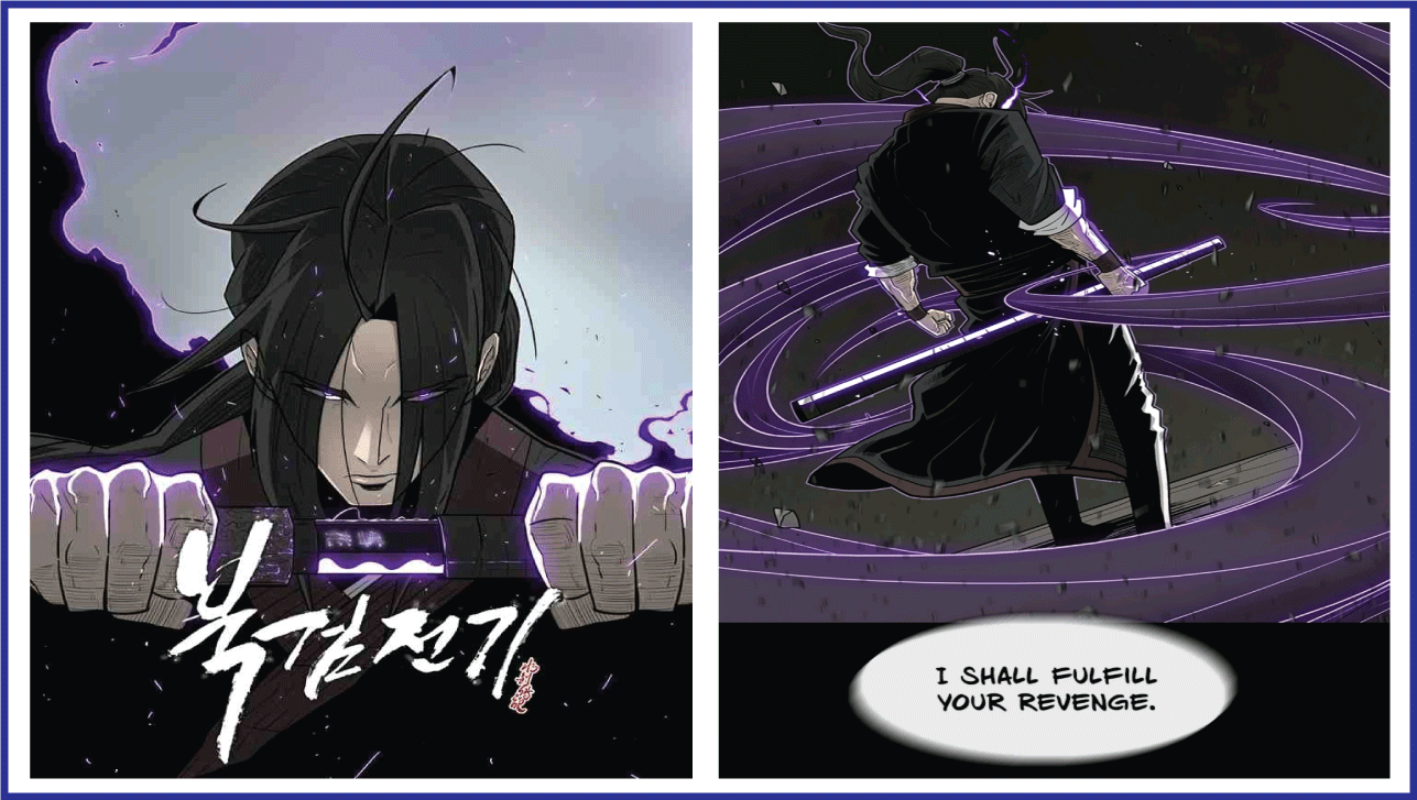 Legend of the Northern Blade- Manhua Similar to Martial Peak!