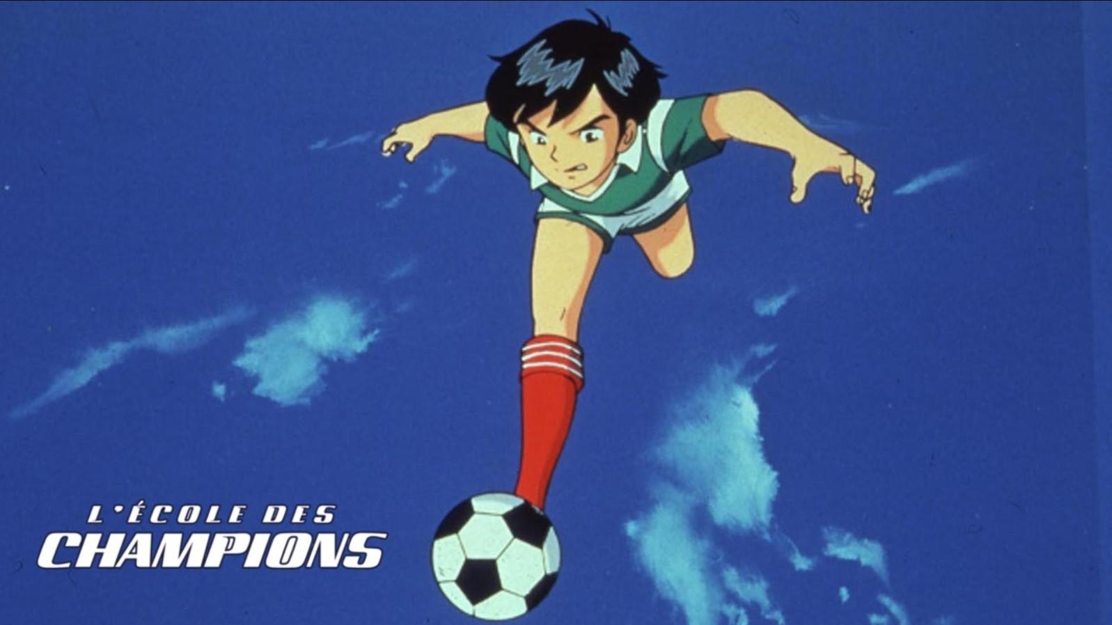 Moero! Top Striker- best football anime