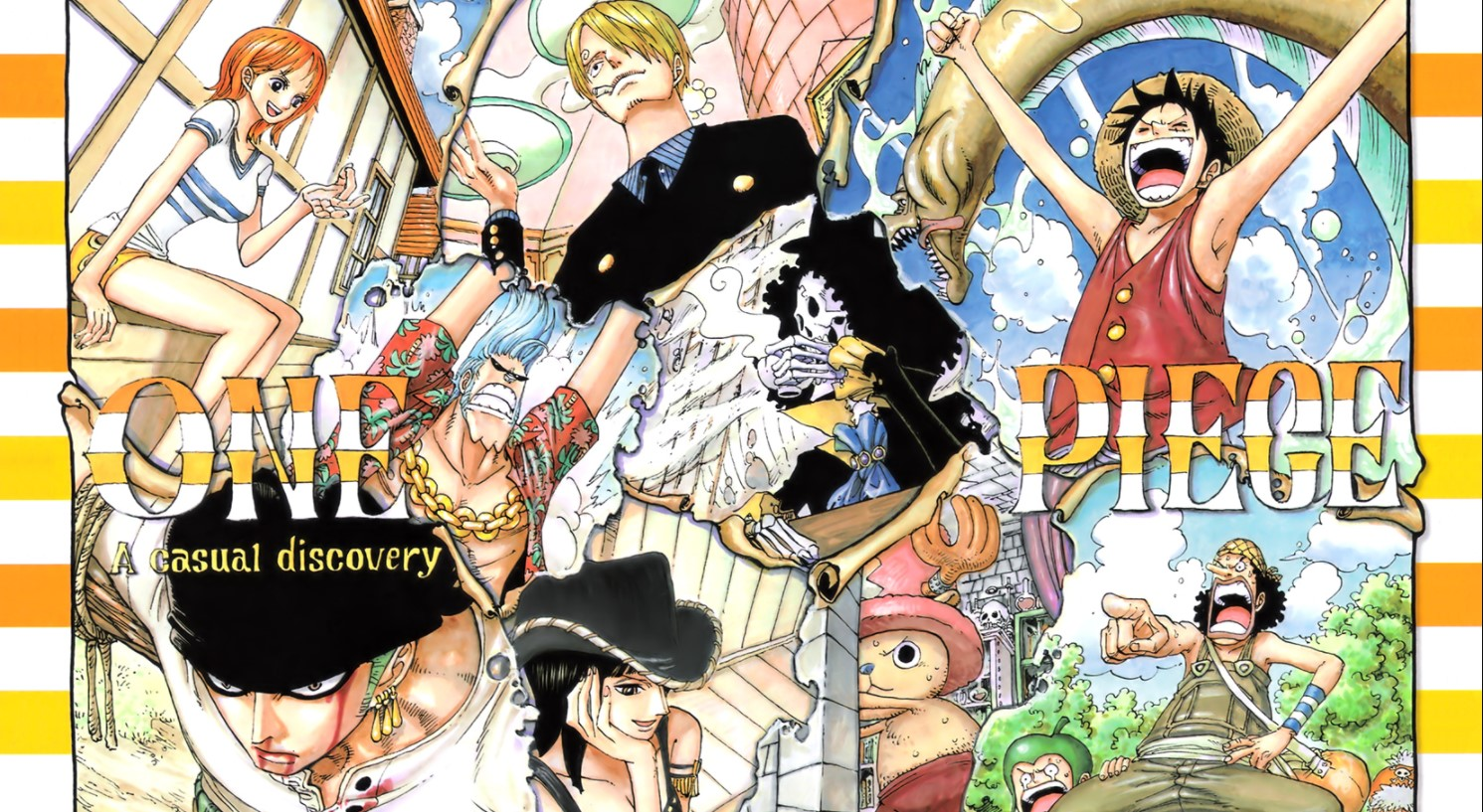 One Piece Manga Order!
