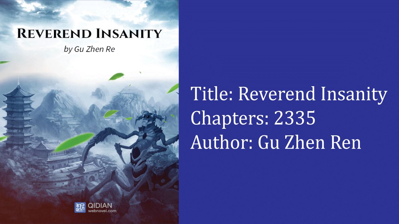 Reverend Insanity- best cultivation novels