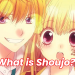 shoujo anime meaning