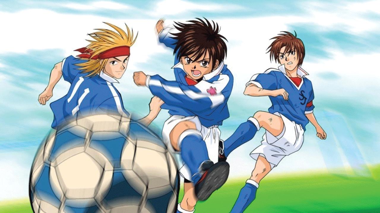 Whistle- best football anime