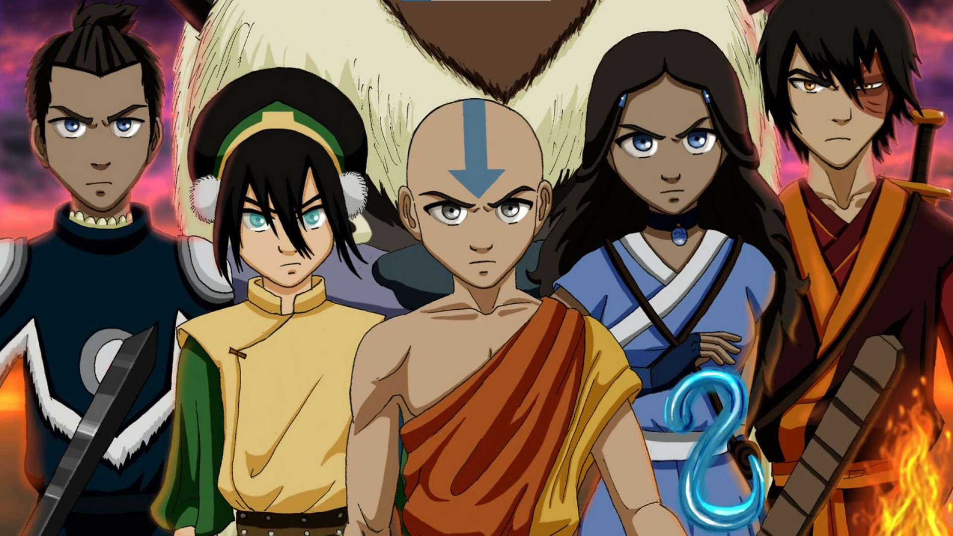 Avatar: The Last Airbender- Best American Anime!