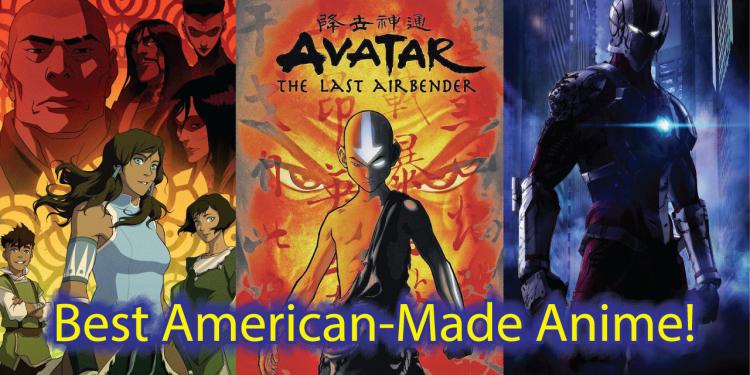 best american anime