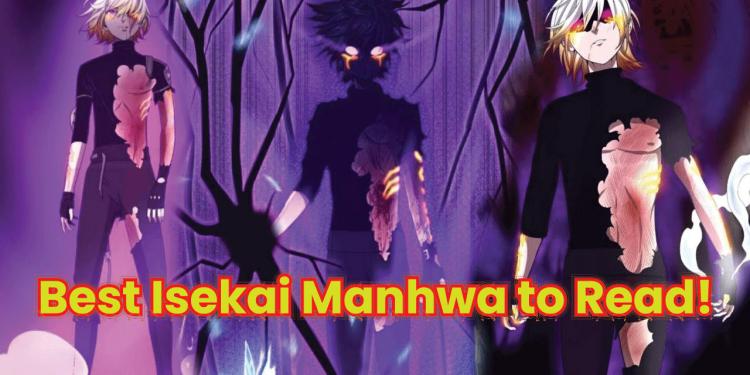 best isekai manhwa/webtoons