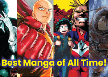 best manga of all time