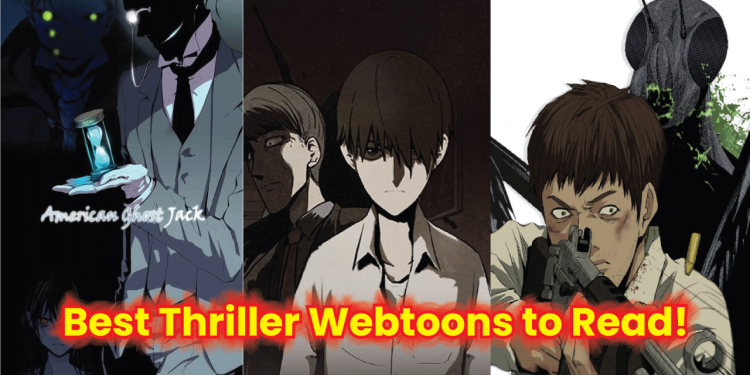best thriller webtoons