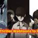 best thriller webtoons