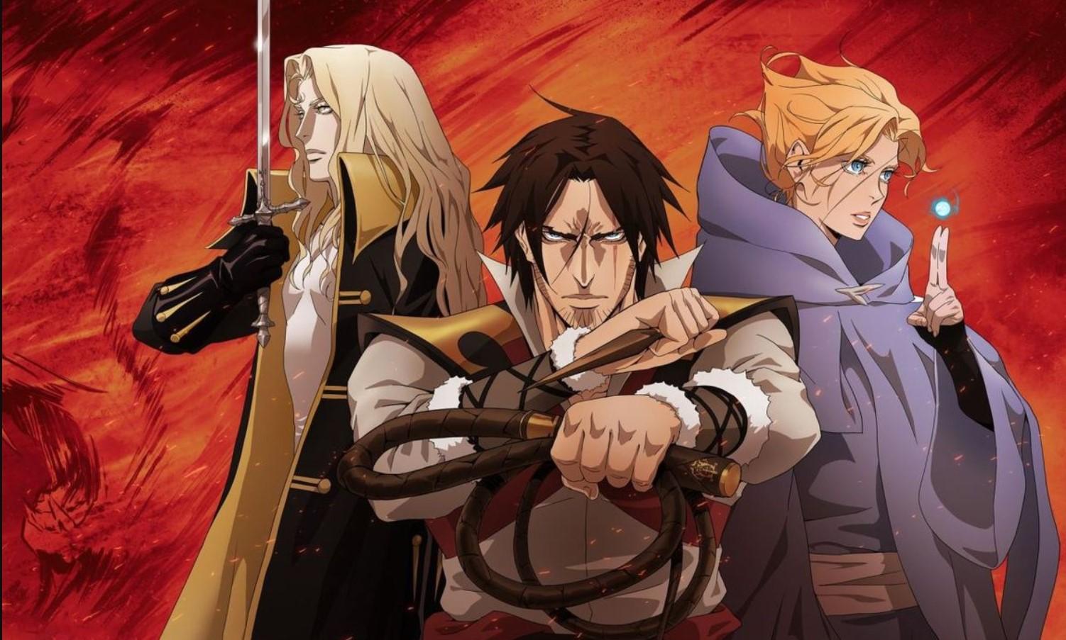 Castlevania- Best American Anime!