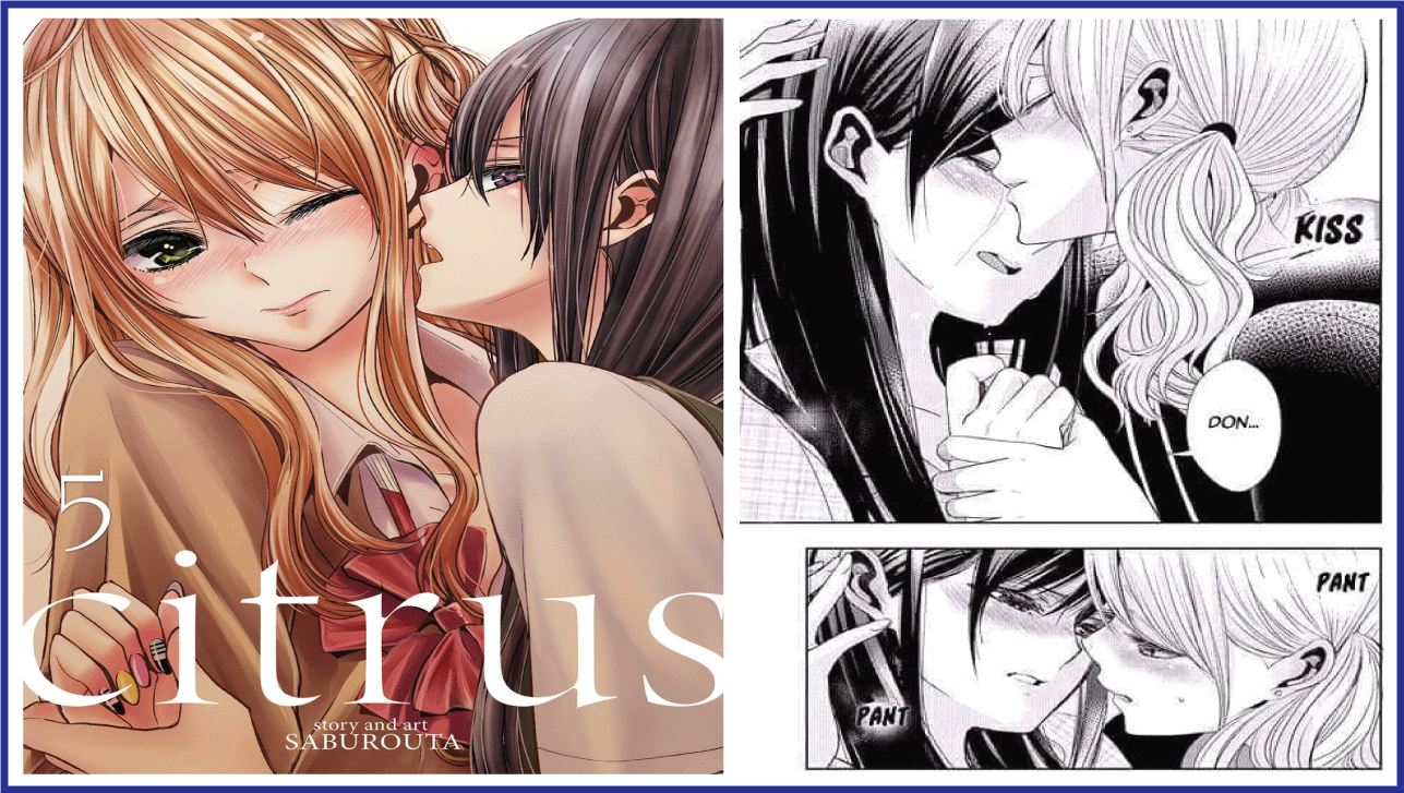 Citrus- manga with good artwork